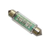 Wit 42mm 8-LED Festoon Dome Car Bulbs 211-2 212-2_