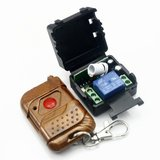 Aan-uit remote switch incl afstandbediening en ontvanger_