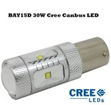 BAY15D 1157 30W Cree XBD-R2 Canbus Highpower LED_