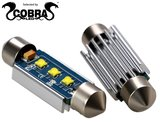 C5W Festoon 36mm 3X Cree-R2 highpower Canbus_