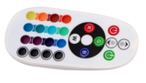 2x 24leds RGB LEDPANEL incl, remote controll_
