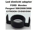 LED Dimlicht adapter voor Ford, Peugeot, Citroen 2st_