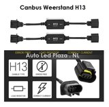 H13 canbus led verlichting weerstand plug and play 2st_