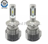 D3S, D3R LED 72W 8000LM dimlicht set_