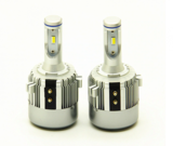 Plug and play High CSP Canbus LED dimlicht set voor o.a. volkwagen_