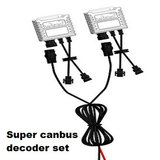H7 super canbus led verlichting weerstand plug and play 2st_