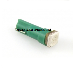 T5 1x 5050smd LED groen