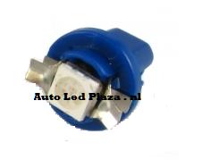 B8.3D 1x led 5050 SMD blauw