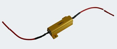 50W 6ohm resistor Canbus weerstand