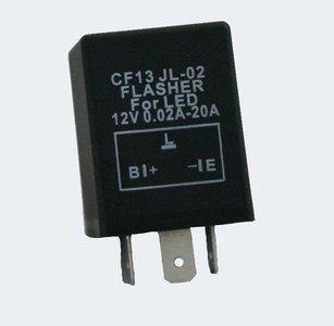 CF13 JL-02 LED knipperlicht relais