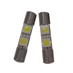 binnenspiegel led verlichting 2x 5050 28mm