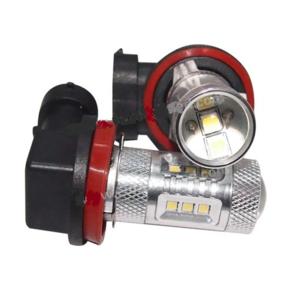 H7 SAMSUNG 15W mist lamp 600LM 15 2323SMD 9-30V (Dagrijverlichting / breedstraler)