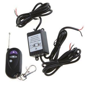 Mini 12V flash / strobe module incl. afstandsbediening