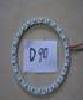 90 mm angel eyes LED ring  24st 3528-SMD