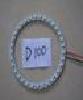 100 mm angel eyes LED ring  33st 3528-SMD