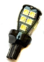 Duplo: T20 W21/5W 7443 18SMD 5050 CANBUS