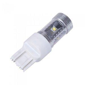 * Duplo: T20/S25W 7443 30W Cree LED ROOD (new model)