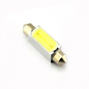 Canbus Festoon 41mm COB high power 1,5W rectangle led