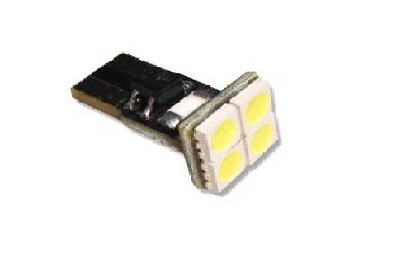 T10 W5W 4x 5050SMD LED canbus (Top shine)