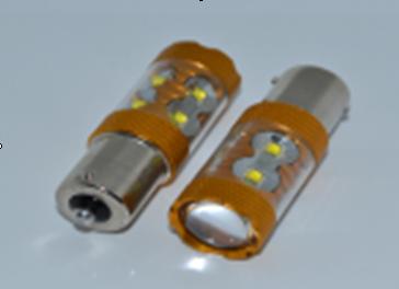 BA15S 30W Golden design Epistar High Power led
