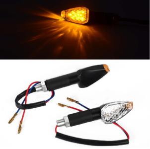 2X 12V LED knipperlicht set