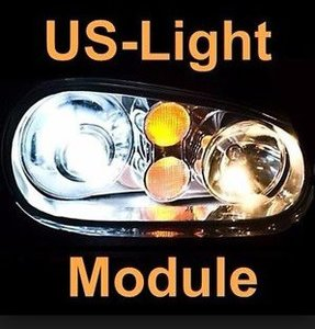 USA-Style knipperlicht modules (US-lights)