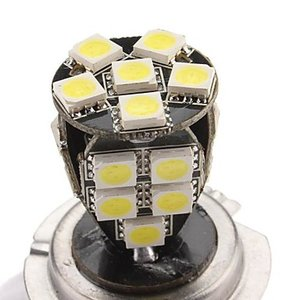 H7 21X 5050SMD LED Canbus Xenon wit