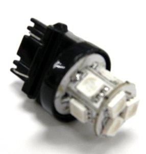 T20 7440 8x LED SMD 5050 Rood