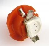 B8.4D 1x 5050SMD LED rood