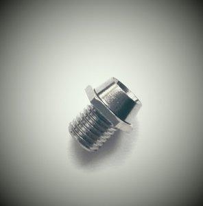 3mm led inbouw RVS houder