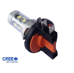 H15 50W Cree® LED lamp voor DRL/grootlicht