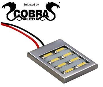 LED Paneel 8x 7014 SMD