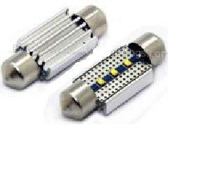 C5W Festoon 36MM 3x ZES LED chip Canbus
