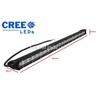 LED balk 65cm 72W verstraler spot