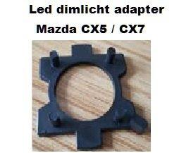 LED Dimlicht adapter voor Mazda 3,5,6, MX-5, CX-5, CX-7, RX-8 etc. 2st.