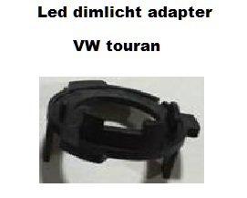 LED Dimlicht adapter voor VW Caddy, Touran, Tiguan 2st