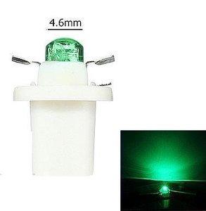 B8.5D COB Full Glow LED Groen