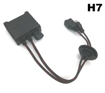 H7 super canbus led verlichting weerstand plug and play 2st